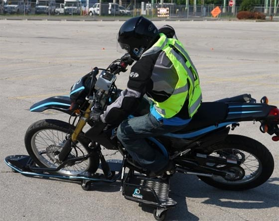SaferMoto Airbag Safety Vest