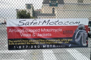 SaferMoto.com Airbag-Equipped Motorcycle Vests & Jackets