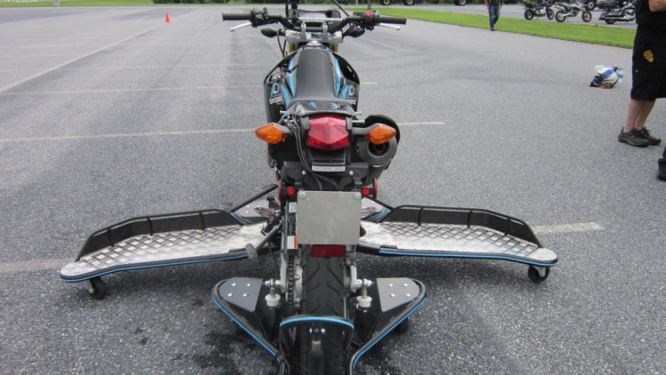Skidbike 1