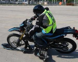 SaferMoto Airbag Vest