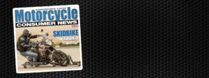 Motorcycle Consumer News Cover Story!