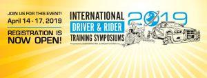 2019 International Driver & Rider Training Symposiums